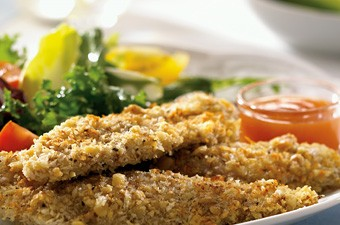 Ginger Fish Fillets