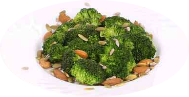 Broccoli with Dijon Sauce