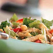 Thai Shrimp, Chicken, Grapefruit and Coconut Salad